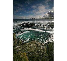 Dounreay, Caithness, Scotland Photographic Print