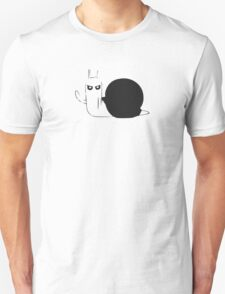 Adventure Time Snail Possessed - One Colour T-Shirt