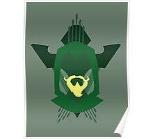 The Emerald Archer - Green Arrow Poster