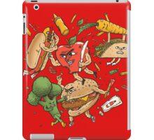 Tasty Showdown iPad Case/Skin