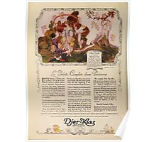 Advertisements Photoplay Magazine July through December 1921 0362 Djer Kiss Poster