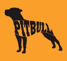 Pitbull black T-Shirt
