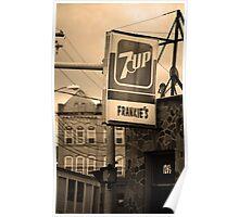 Binghampton, New York - Frankie's Tavern Poster