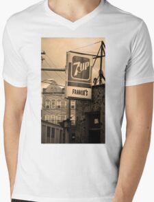 Binghampton, New York - Frankie's Tavern Mens V-Neck T-Shirt