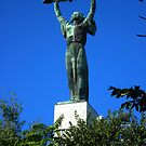 Budapest_Liberation.monument.Main.figure_2010Oct  by ambrusz