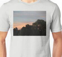 peaceful sky Unisex T-Shirt