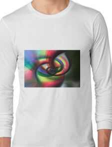 Going Round and Round Long Sleeve T-Shirt