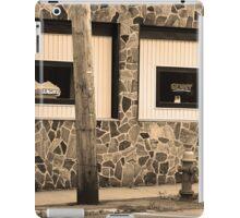 Binghampton, New York - Frankie's Tavern iPad Case/Skin