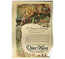 Advertisements Photoplay Magazine July through December 1919 0434 Djer Kiss Poster