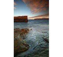 Dunnet Head, Caithness, Scotland Photographic Print