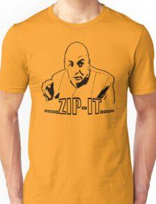 Austin Powers Dr. Evil Zip It T shirt Unisex T-Shirt