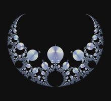 Mandelbrot Necklace by Objowl