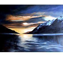 Loch Lochy Scotland Photographic Print