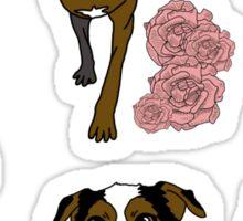 Cute Dogs Sticker