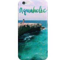 Aquaholic iPhone Case/Skin