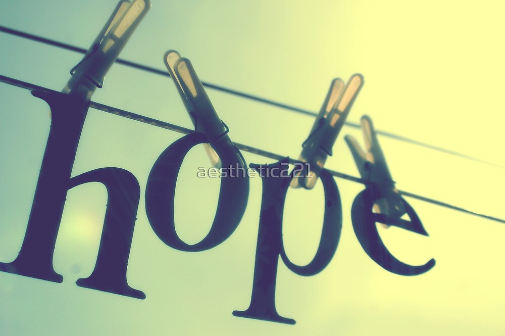 H O P E by aesthetic221