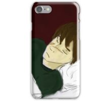 Sleeping Remus Lupin iPhone Case/Skin