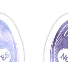 Oracle Ouija Planchettes Sticker