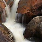 flowing water by Ike Faithfull