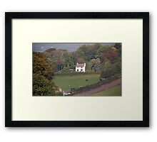 Nice Place in the Country Framed Print