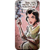 Audrey Horne, Twin Peaks, Art, David Lynch, Sherilyn Fenn, Fire Walk With Me, Movie, Poster, weird, tv, show, joe badon, avant-garde iPhone Case/Skin