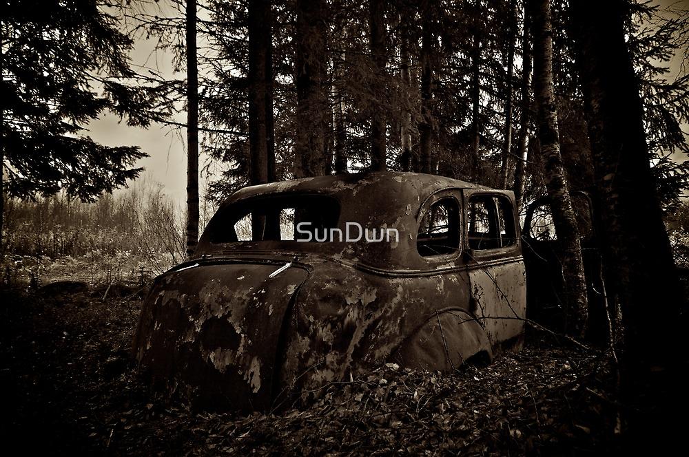 Abandoned Long Ago by SunDwn