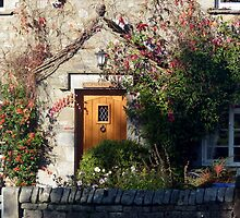 *Clematis Cottage* by Colin Metcalf