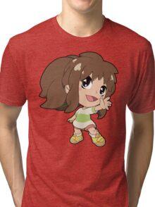 Studio Ghibli - Spirited Away - Chihiro Tri-blend T-Shirt