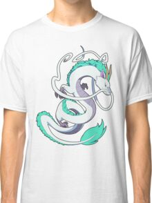 Studio Ghibli - Spirited Away - Haku (Dragon) Classic T-Shirt