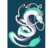 Studio Ghibli - Spirited Away - Haku (Dragon) Photographic Print