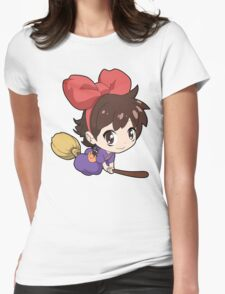 Studio Ghibli - Kiki's Delivery Service - Kiki Womens Fitted T-Shirt