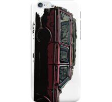 volvo 240 iPhone Case/Skin