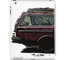 volvo 240 iPad Case/Skin