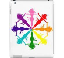 Jean Grey (Phoenix) LGBT Emblem iPad Case/Skin
