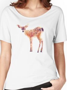 Fawn Women's Relaxed Fit T-Shirt