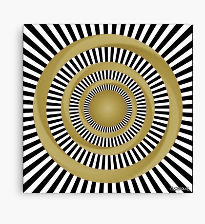 MAGNETIC FLUIDS Canvas Print