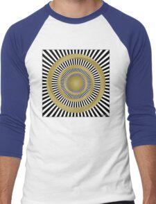 MAGNETIC FLUIDS Men's Baseball ¾ T-Shirt