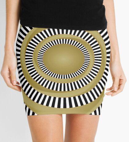 MAGNETIC FLUIDS Mini Skirt