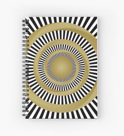 MAGNETIC FLUIDS Spiral Notebook