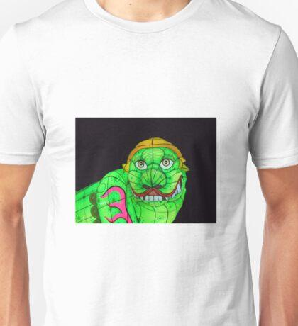 Green Oriental Dragon Unisex T-Shirt