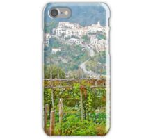 Ravello: landscape countryside iPhone Case/Skin