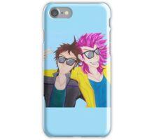 Hajime and Kazuichi: Soul Friends iPhone Case/Skin