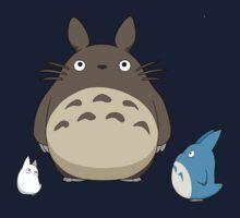 Studio Ghibli - My Neighbor Totoro - Totoro Baby Tee