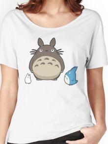 Studio Ghibli - My Neighbor Totoro - Totoro Women's Relaxed Fit T-Shirt