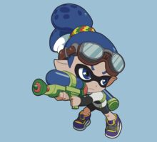 Splatoon - Inkling Boy Kids Clothes