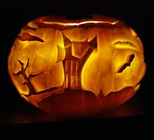 Pumpkin Carving by SHOI Images