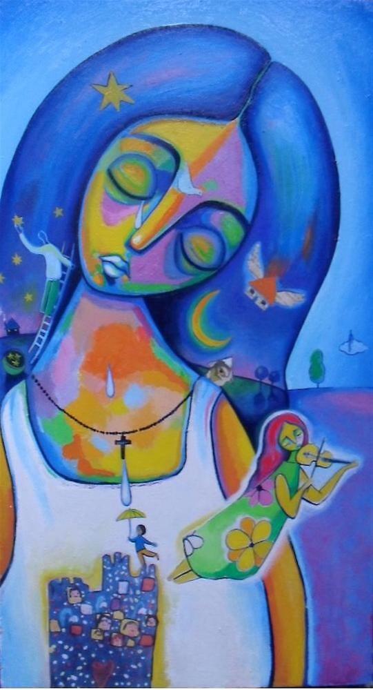 Song of consolation by Ciprian  Chirita