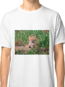 Who can resist this face - Ottawa, Ontario Classic T-Shirt