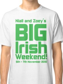 niall and zoey Classic T-Shirt