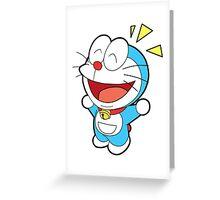 Doraemon Greeting Card